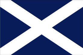 Scotsk flag